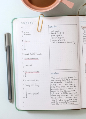 Dot Journaling: A Practical Guide